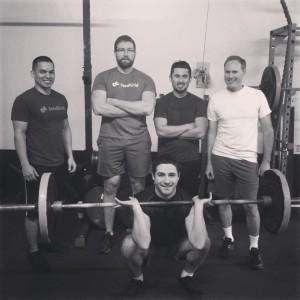 SendGrid Crossfit Team Workout